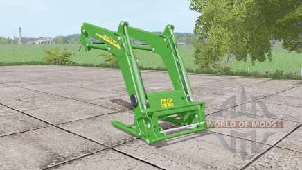 John Deere front loader for Farming Simulator 2017