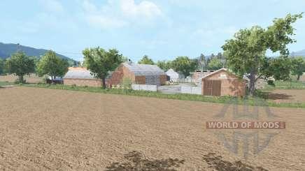 Bolusowo v7.1 for Farming Simulator 2015