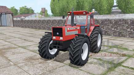 Fiat 180-90 Turbo animation parts for Farming Simulator 2017