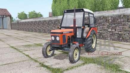 Zetor 7211 1985 for Farming Simulator 2017