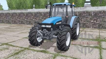 New Holland 8360 1998 for Farming Simulator 2017