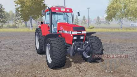 Case IH 7250 Pro twin wheels for Farming Simulator 2013