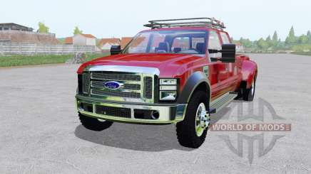 Ford F-450 Super Duty Platinum Crew Cab for Farming Simulator 2017