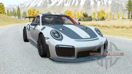 Porsche 911 GT2 RS (991) 2017 for BeamNG Drive
