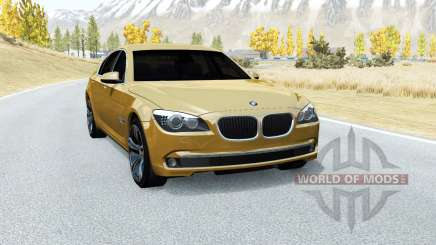BMW 750i (F01) 2008 for BeamNG Drive