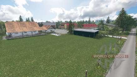 Bielefeld v2.1 for Farming Simulator 2015