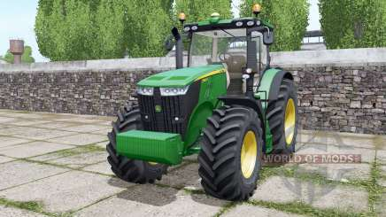 John Deere 7260R Europe Version for Farming Simulator 2017