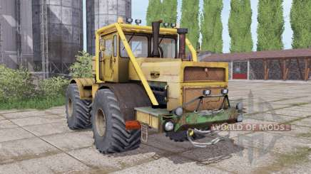 Kirovets K-700A animation doors for Farming Simulator 2017