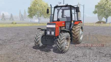 Belarus MTZ 892.2 animation parts for Farming Simulator 2013