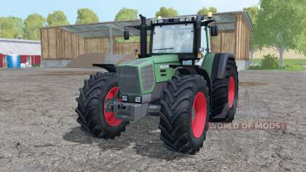 Fendt Favorit 824 Turboshift add weight for Farming Simulator 2015