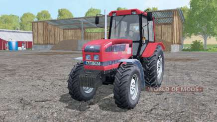 Belarus 1025.3 animation parts for Farming Simulator 2015