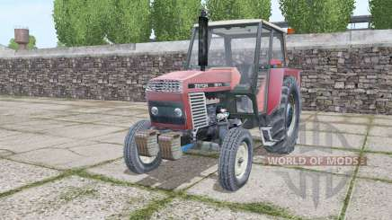 Zetor 8011 interactive control for Farming Simulator 2017