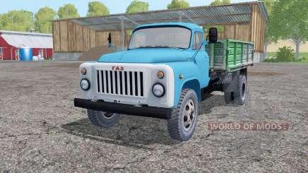 GAS SAZ 3507 for Farming Simulator 2015