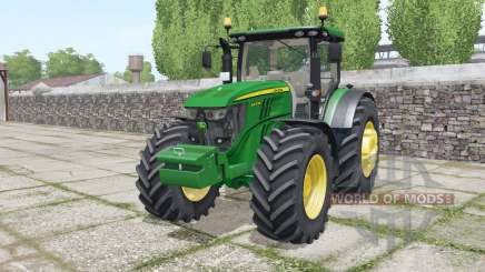 John Deere 6250R chip tuning for Farming Simulator 2017