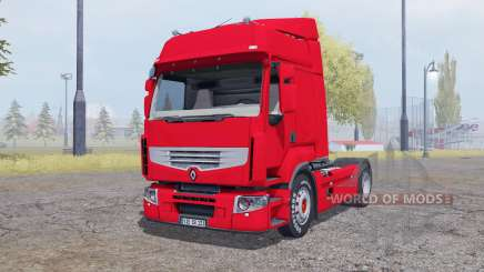 Renault Premium for Farming Simulator 2013