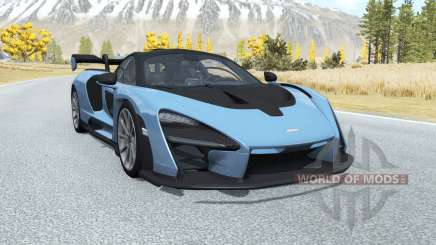McLaren Senna (P15) 2018 for BeamNG Drive