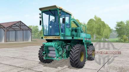 Don 680 with the reapers for Farming Simulator 2017