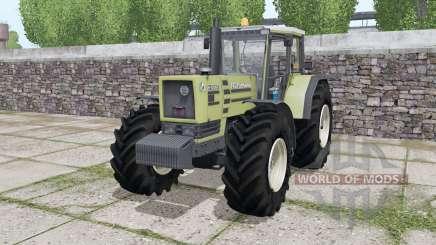 Hurlimann H-6136T 1989 for Farming Simulator 2017