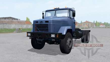 KrAZ 5133 for Farming Simulator 2017