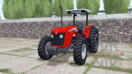 Massey Ferguson 4275 loader mounting for Farming Simulator 2017