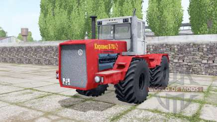 Kirovets K-710 1980 for Farming Simulator 2017