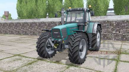 Fendt Favorit 916 Vario design selection for Farming Simulator 2017