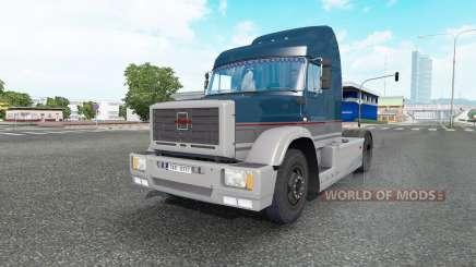 ZIL MMZ 5423 dark blue for Euro Truck Simulator 2