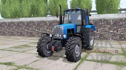 MTZ-1221 Belarus is temperate-blue for Farming Simulator 2017