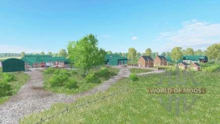 Smokedown Farm v3.1 for Farming Simulator 2015