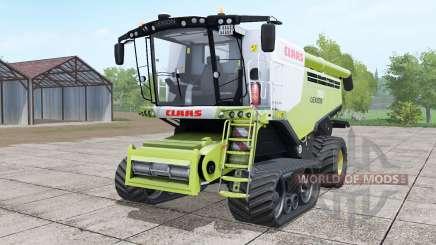 Claas Lexion 780 crawler for Farming Simulator 2017