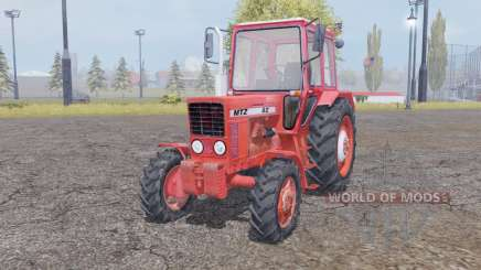 MTZ 82 Belarus with animation parts for Farming Simulator 2013
