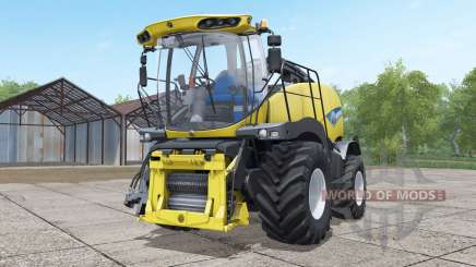 New Holland FR850 with bunker for Farming Simulator 2017