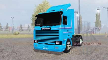 Scania 113H for Farming Simulator 2013