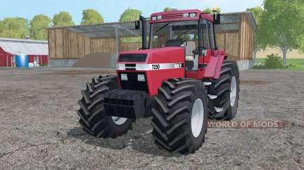 Case IH 7250 interactive control for Farming Simulator 2015