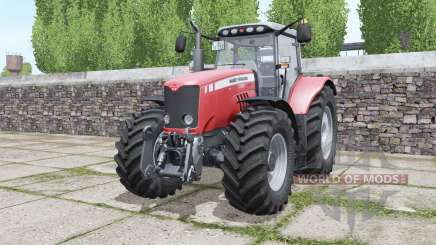 Massey Ferguson 7495 Dyna-VT for Farming Simulator 2017