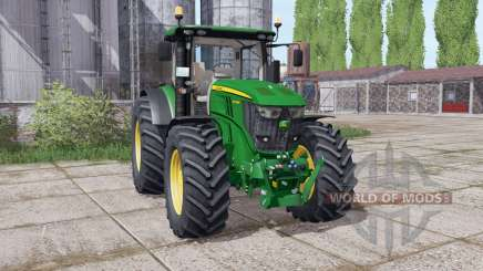 John Deere 6250R Power Edition for Farming Simulator 2017