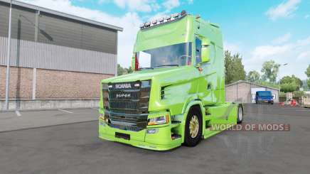 Scania T730 Next Gen v1.1 for Euro Truck Simulator 2