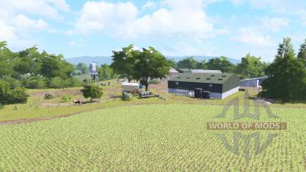 ThornBrook v2.1 for Farming Simulator 2017