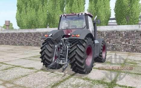 JCB Fastrac 8310 dual rear for Farming Simulator 2017