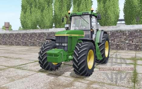 John Deere 7710 Michelin tires for Farming Simulator 2017