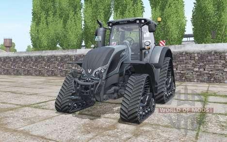 Valtra S354 crawler for Farming Simulator 2017
