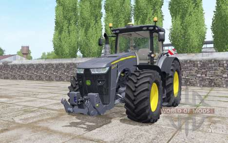 John Deere 8270R Black Edition for Farming Simulator 2017