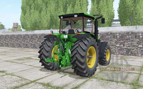 John Deere 7830 animation parts for Farming Simulator 2017