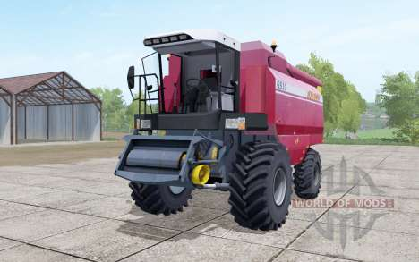 Palesse GS10 ninasimone pink for Farming Simulator 2017
