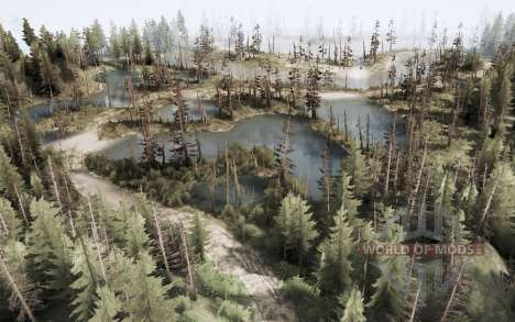 Abyss for Spintires MudRunner