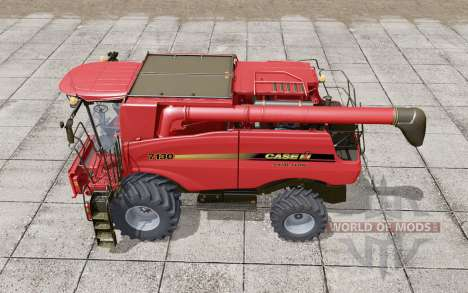 Case IH Axial-Flow 7130 Increased emptying rate for Farming Simulator 2017