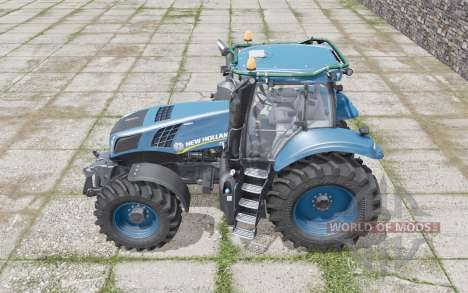 New Holland T8.435 power 692 hp for Farming Simulator 2017