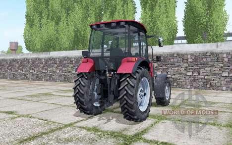 1523 selection of wheels for Farming Simulator 2017