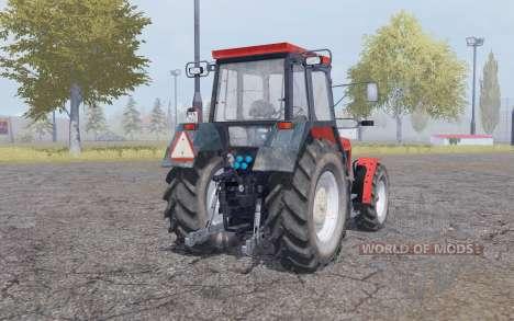 Ursus 934 animation parts for Farming Simulator 2013