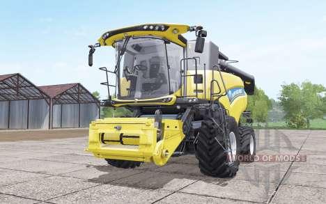 New Holland CR9.75 for Farming Simulator 2017
